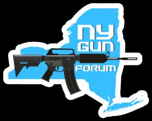 NYGF Sticker